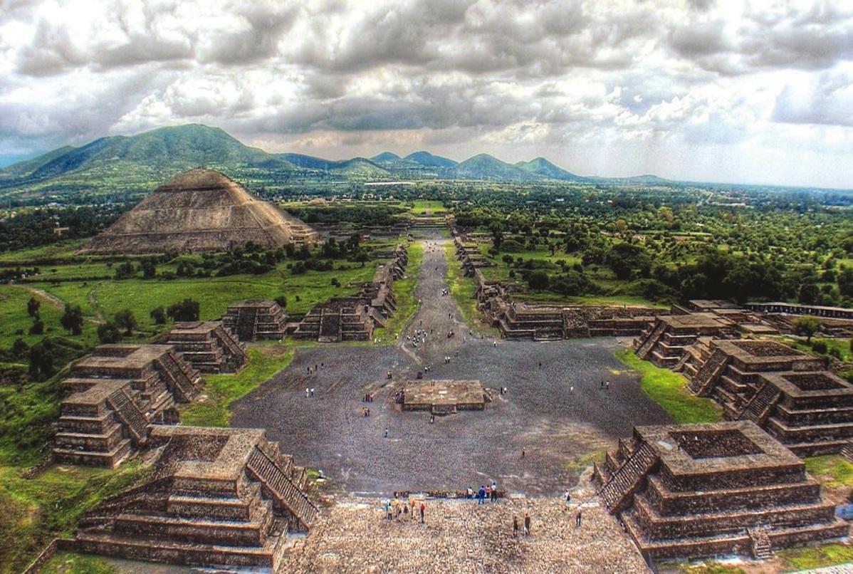 El cl sico en mesoam rica i arquitectura en teotihuac n for Articulos de arquitectura 2015