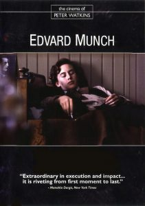 "Poster for the movie ""Edvard Munch"""