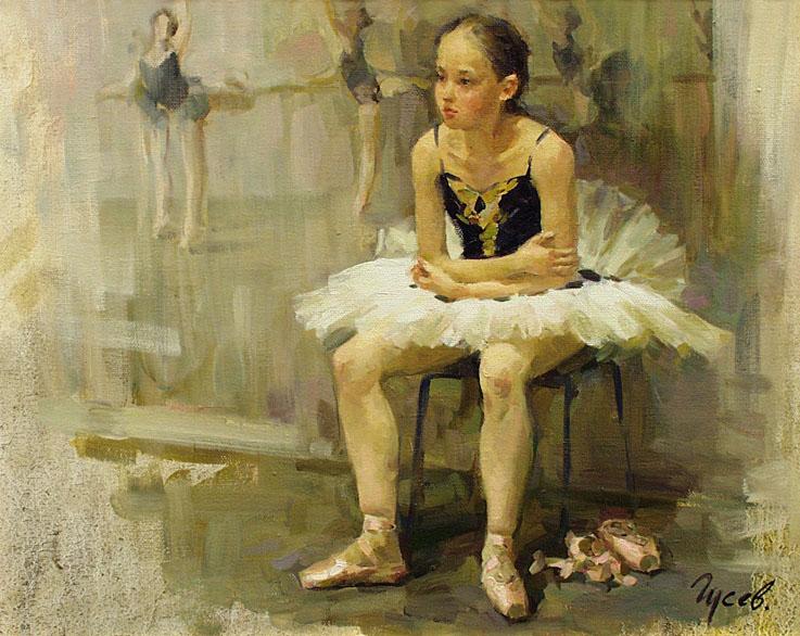 13. Vladimir Gusev, Ballet
