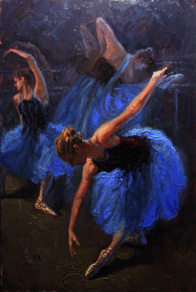 14. André Lucero, Ballet