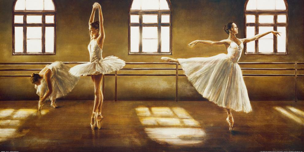 20. Cristina Mavaracchio, Ballet