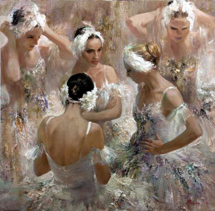 8. Anna Vinogradova, Ballet