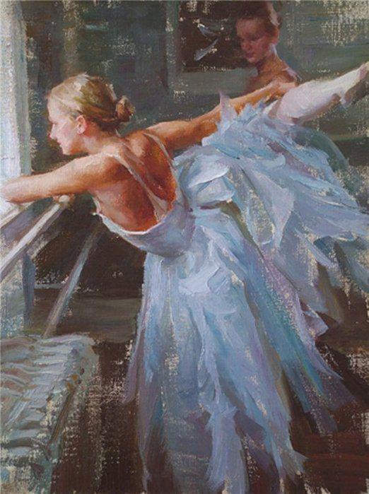 9. Robert Coombs, Ballet