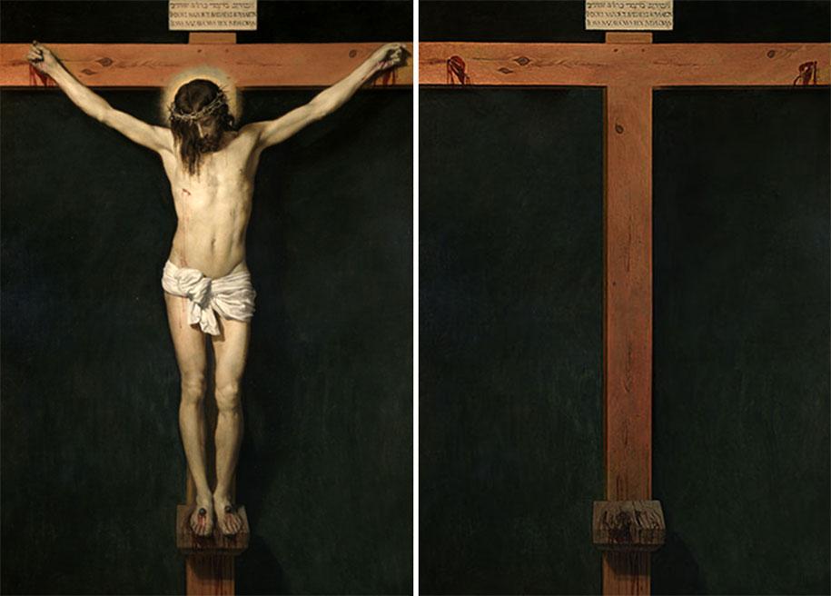 11. Cristo crucificado, Velázquez