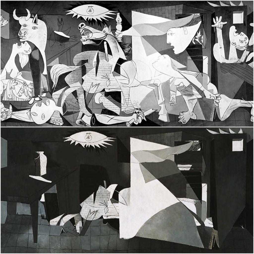 3. Guernica, Picasso