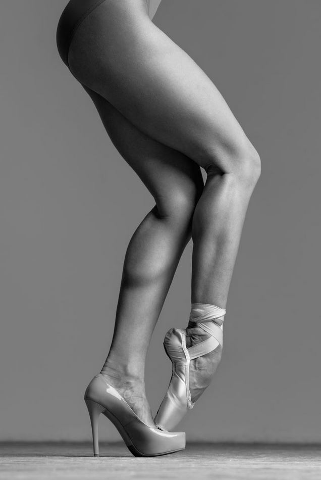 On pointe, Alexander Yakovlev