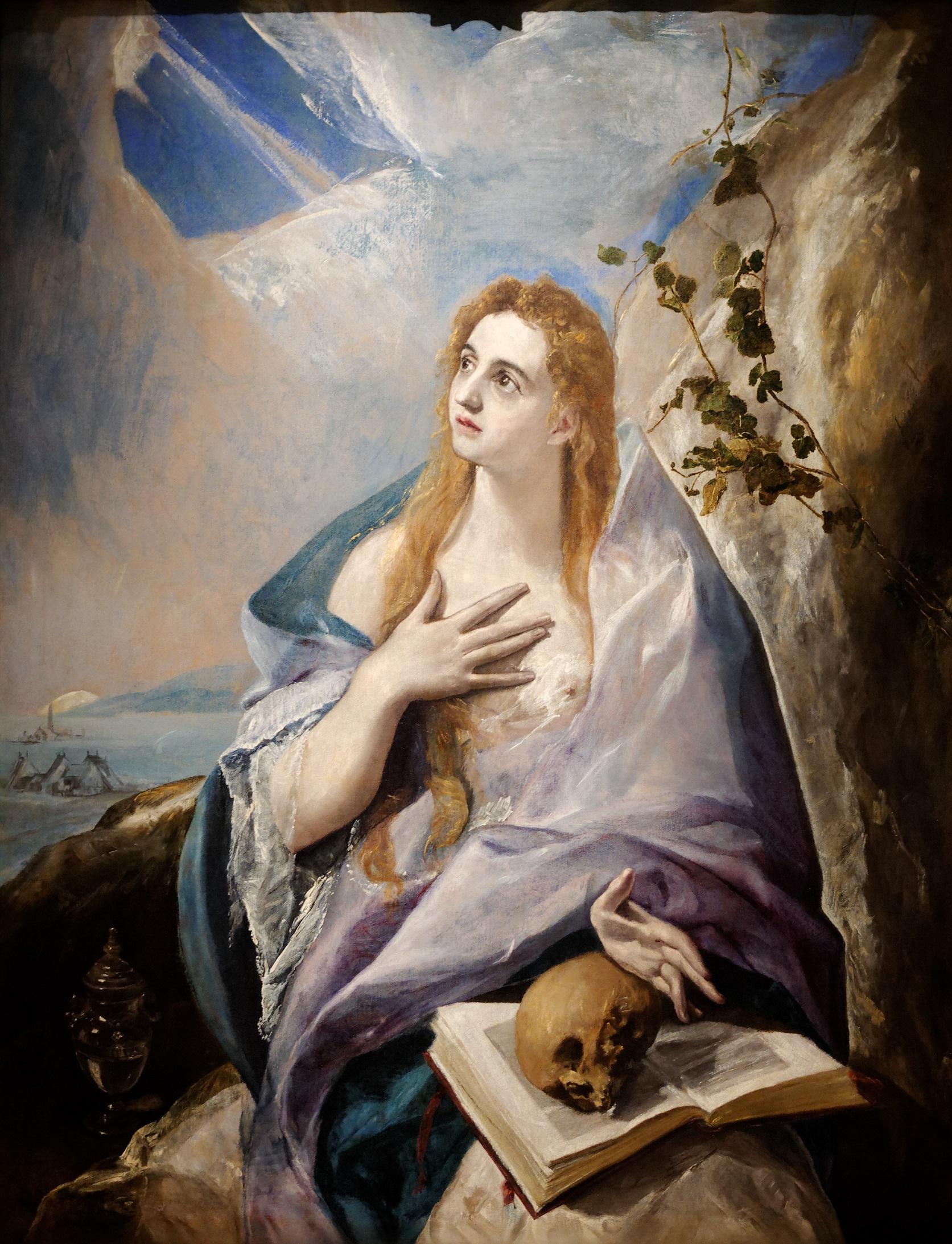 5 The_Penitent_Magdalene_El_Greco