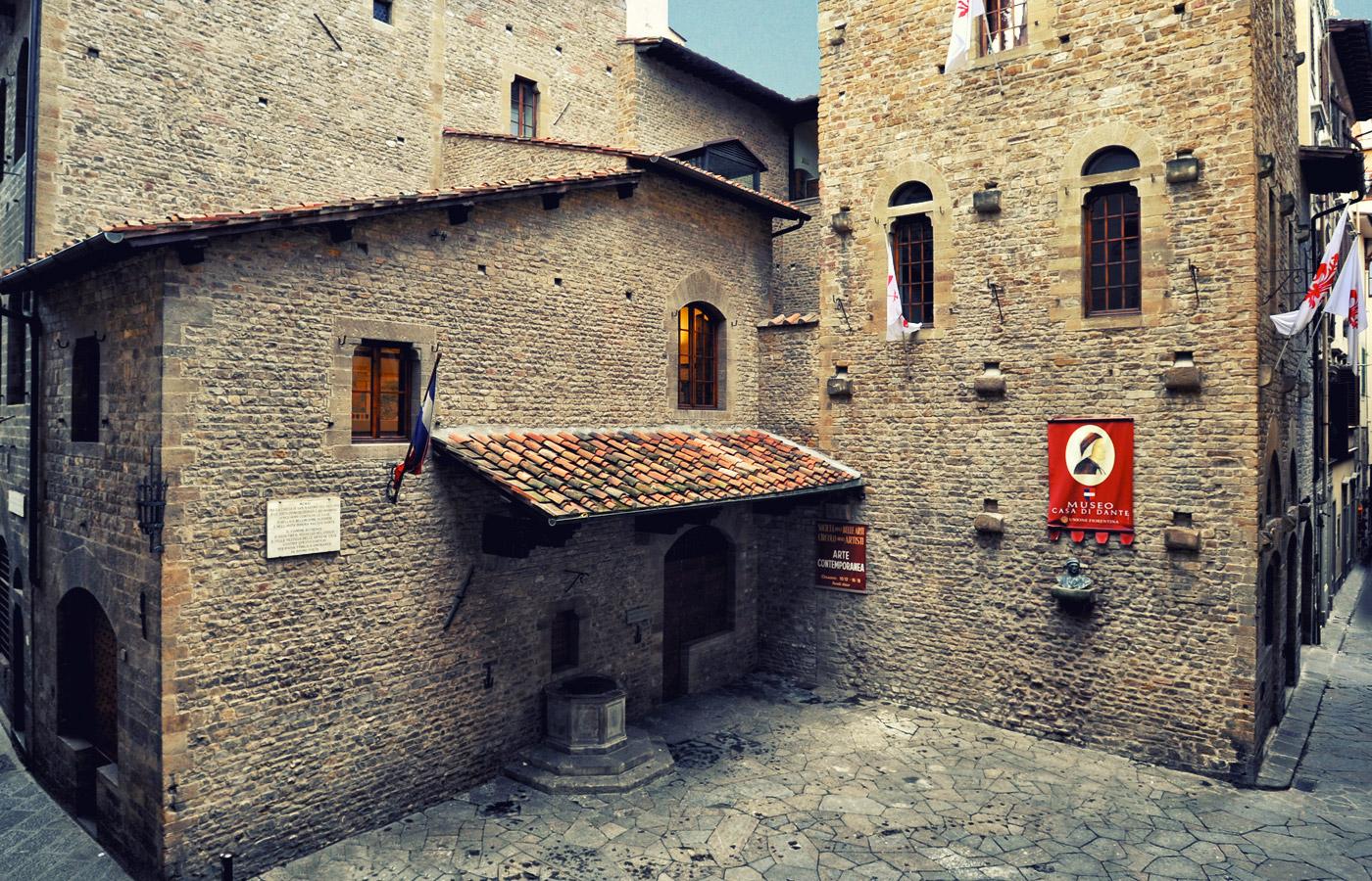 1. Museo Casa di Dante