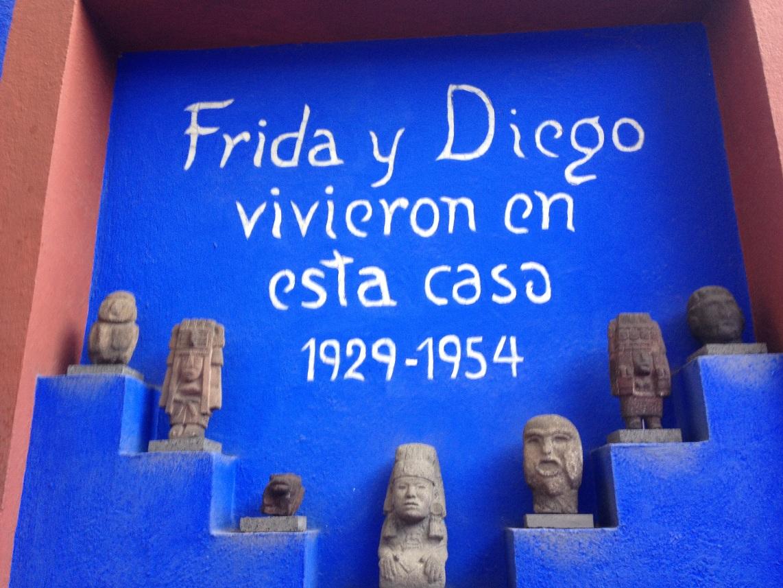 11. Casa-museo Frida Kahlo