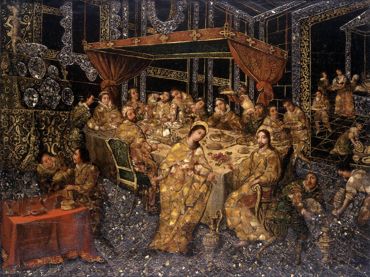 12. Nicolás de Correa, Las bodas de Caná