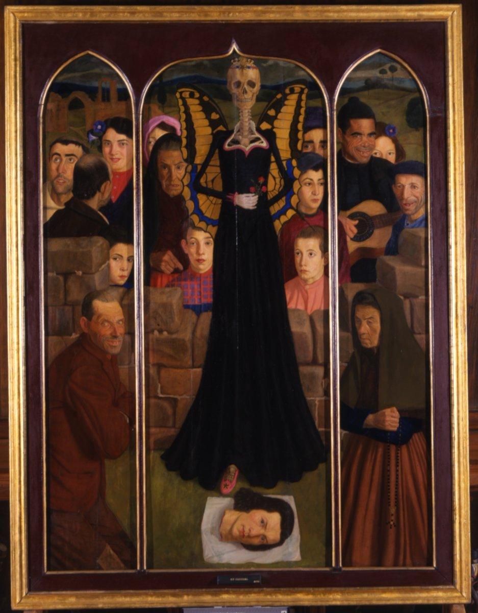 21. Miguel Viladrich, Mis funerales