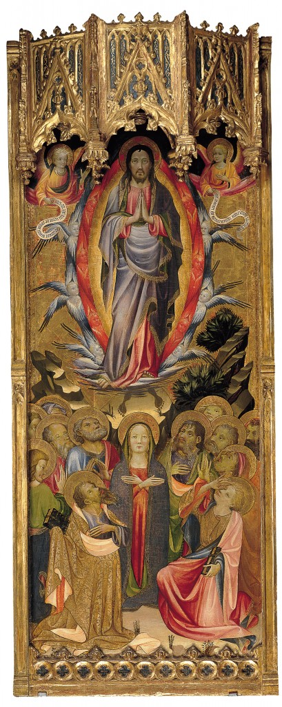 3. La Ascensión, Miguel Alcañiz