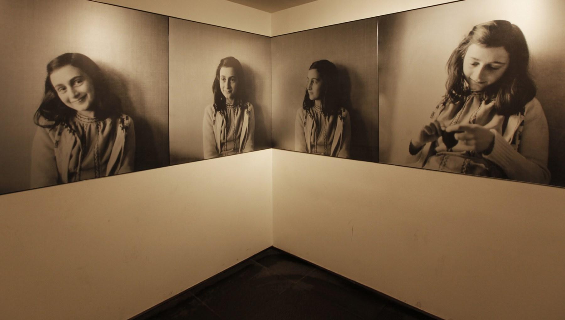 8. Casa de Ana Frank