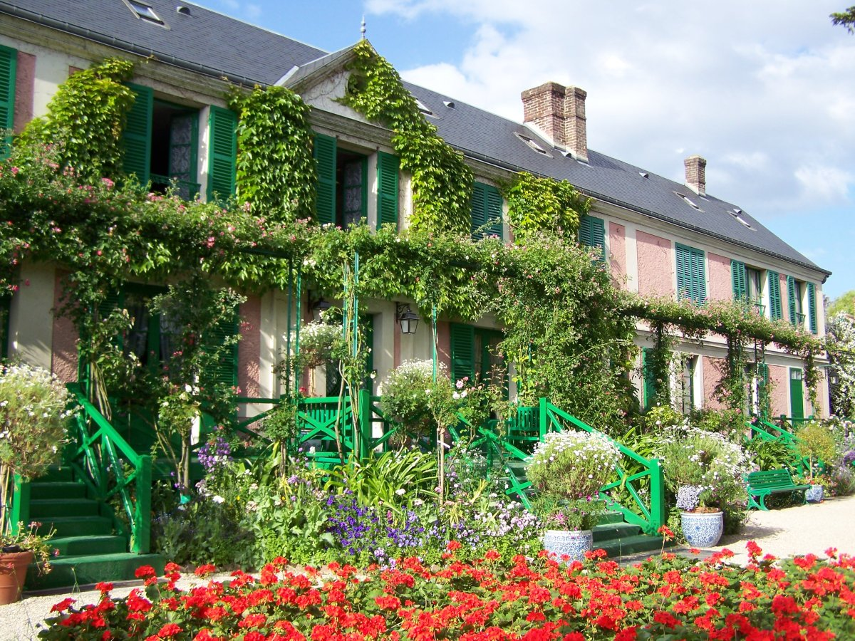 9. Casa de Claude Monet