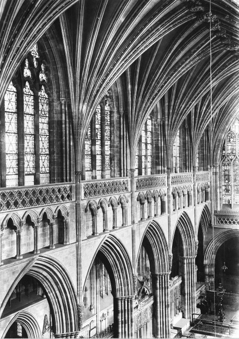 10. Catedral de Exeter