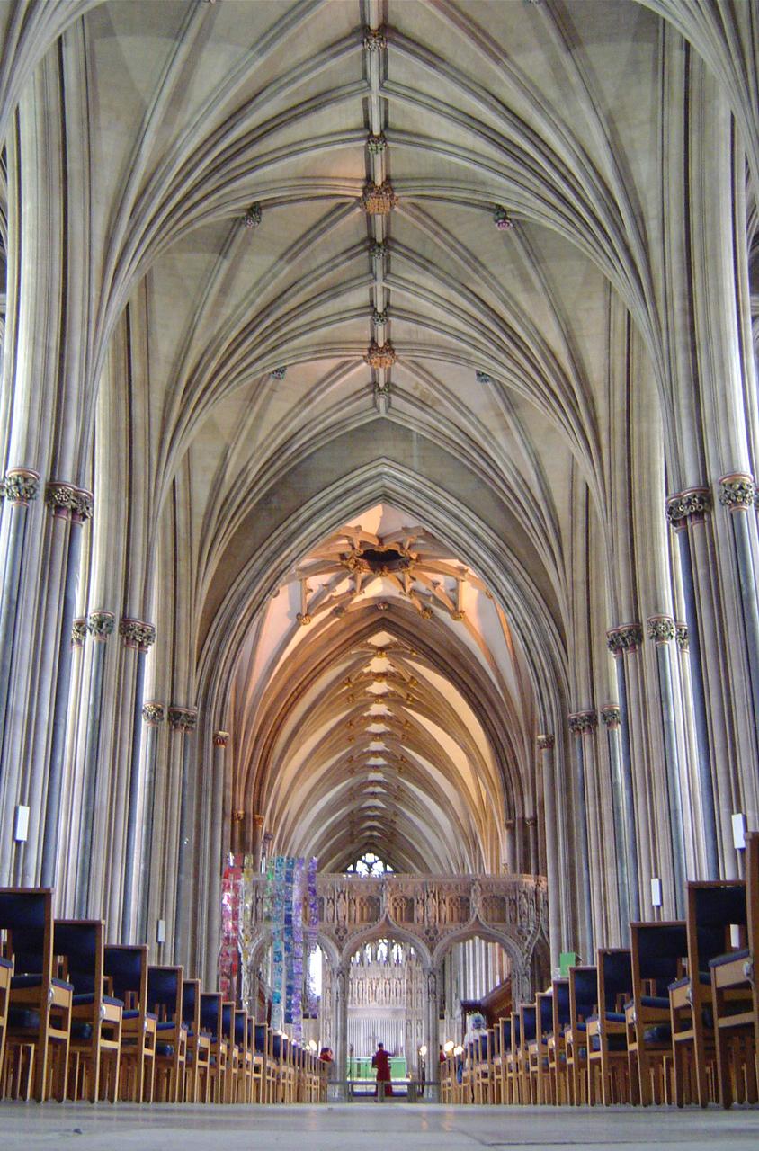 6. Abadía de Bristol