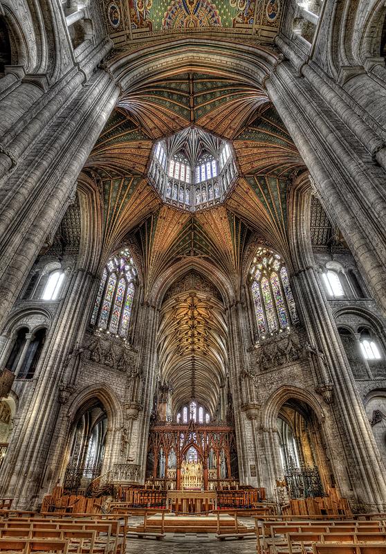 9. Catedral de Ely (linterna)