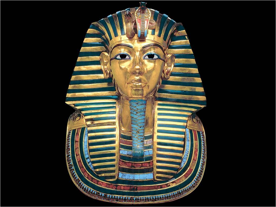 9. Tutankamón