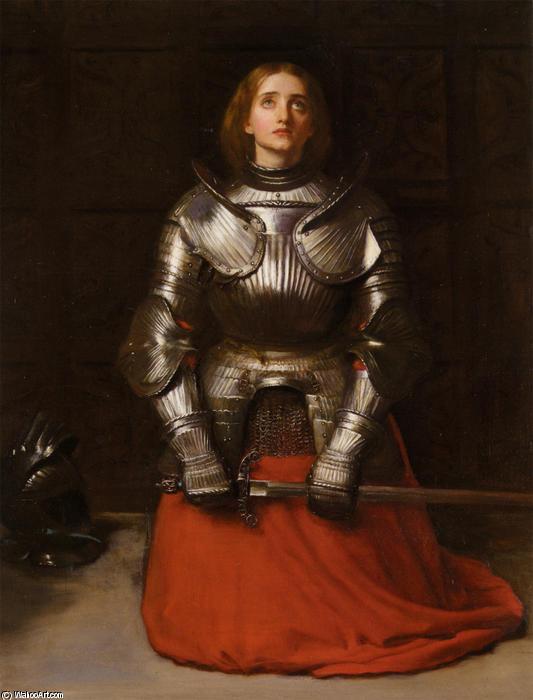 1. Juana de Arco, Millais