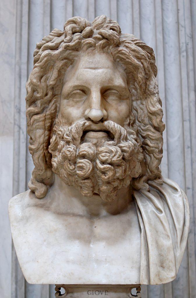 Zeus de Otricoli, Vaticano