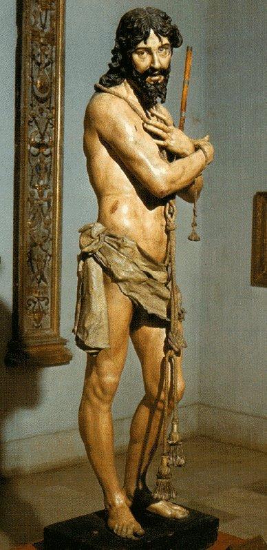 2. Ecce Homo, Gregorio Fernández
