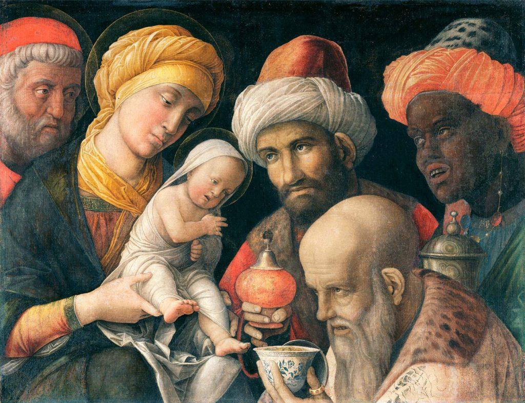 7. Mantegna