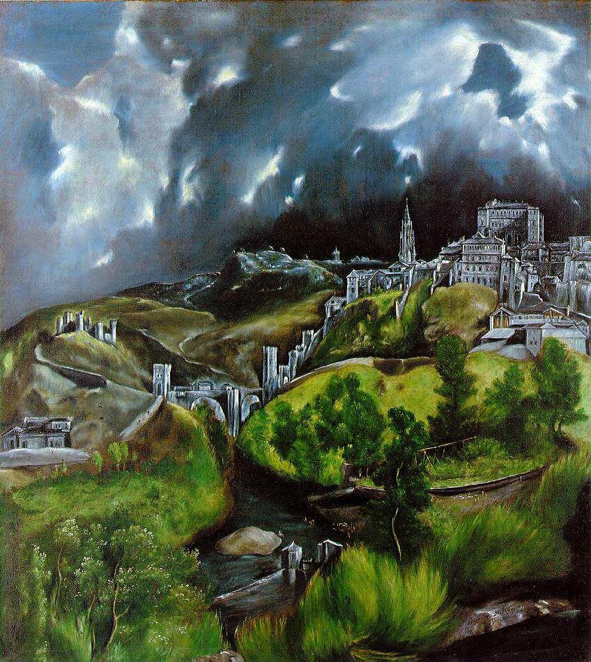 9 Vista de Toledo