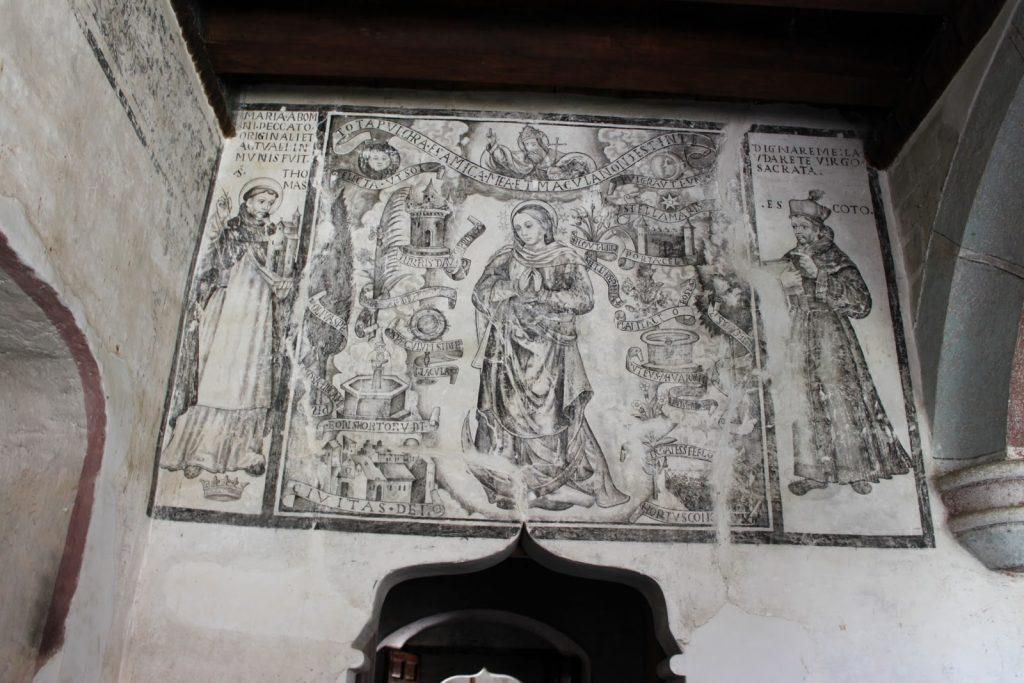 12. Inmacula concepcion (sala del claustro)