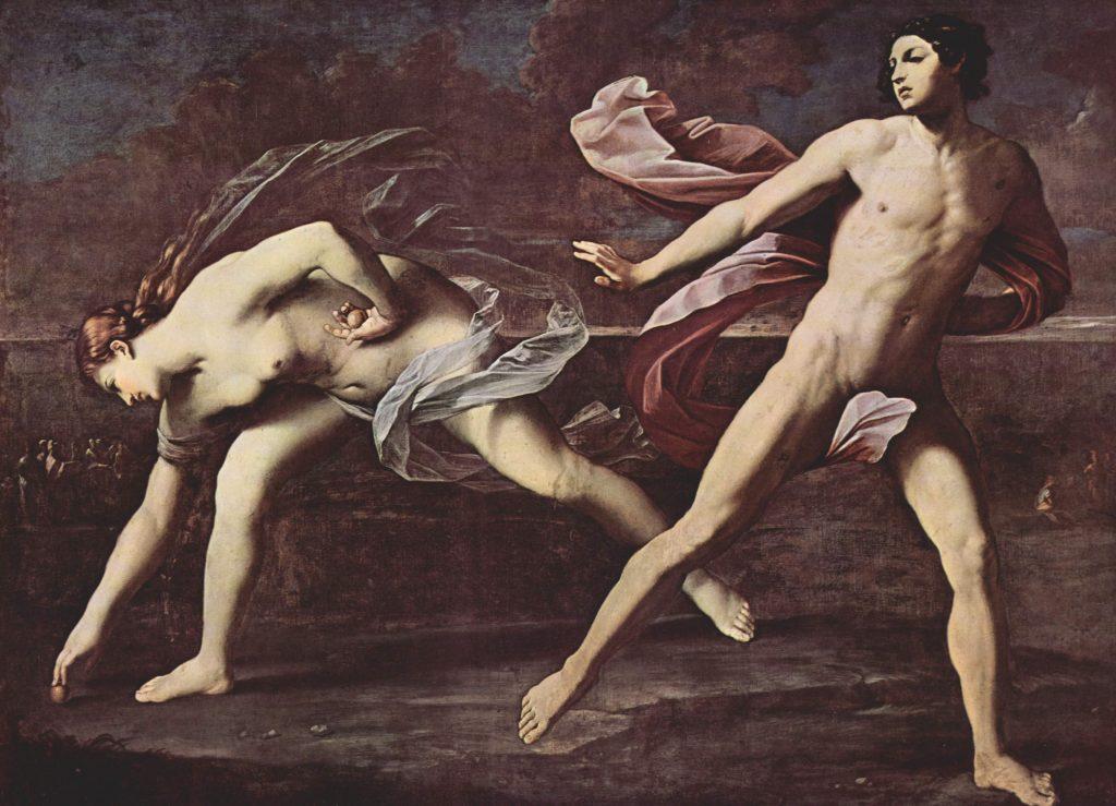 2. Atalanta & Hippomenes 1612