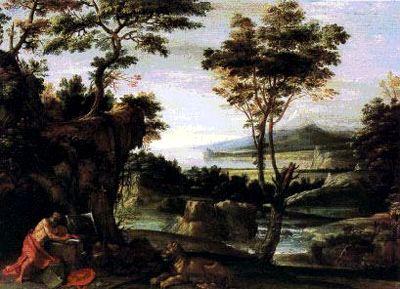 3. San Jerónimo en el paisaje