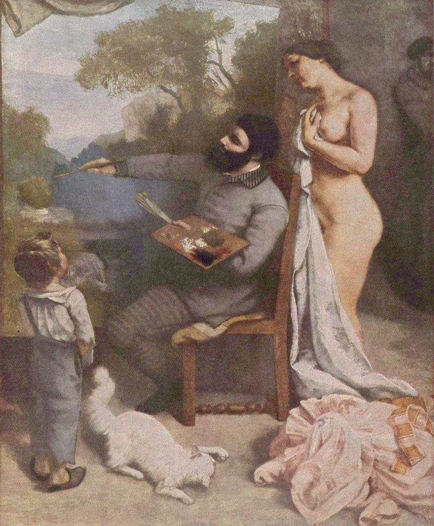 4. Estudio del Pintor (detalle)