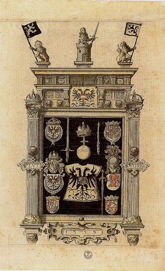 4. Exequias de Carlos V en Bruselas