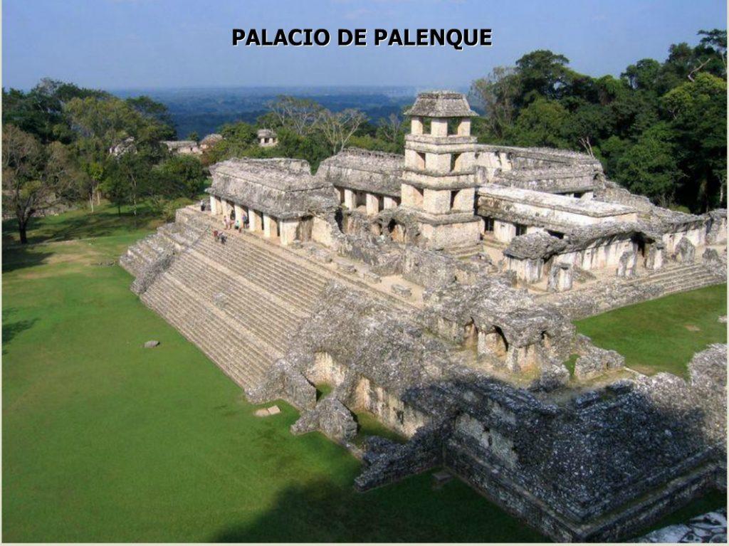 6. Palacio de Palenque
