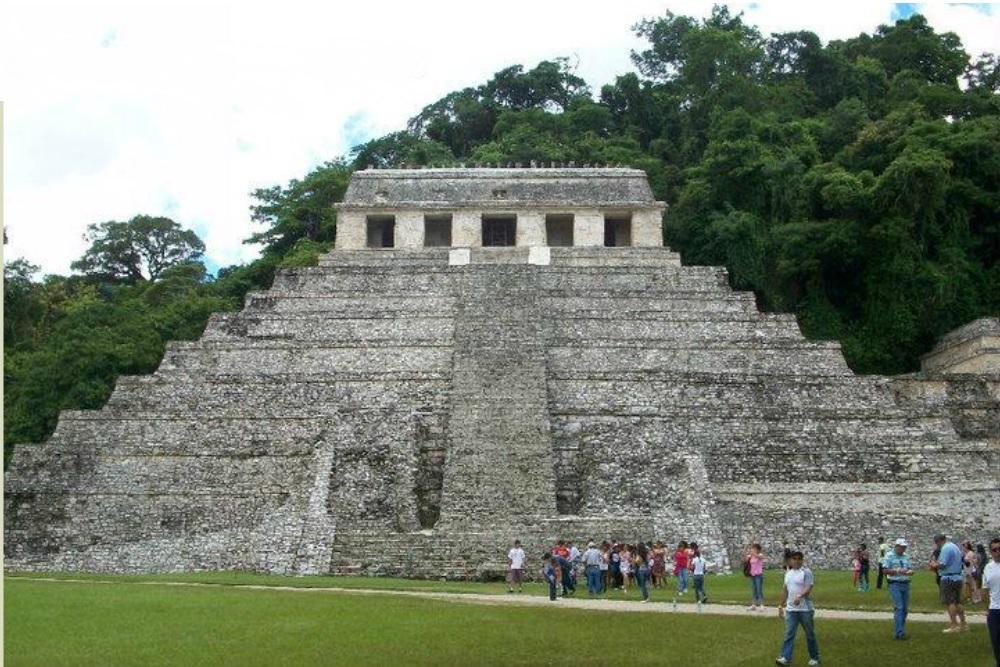 7. Templo de las Inscripciones