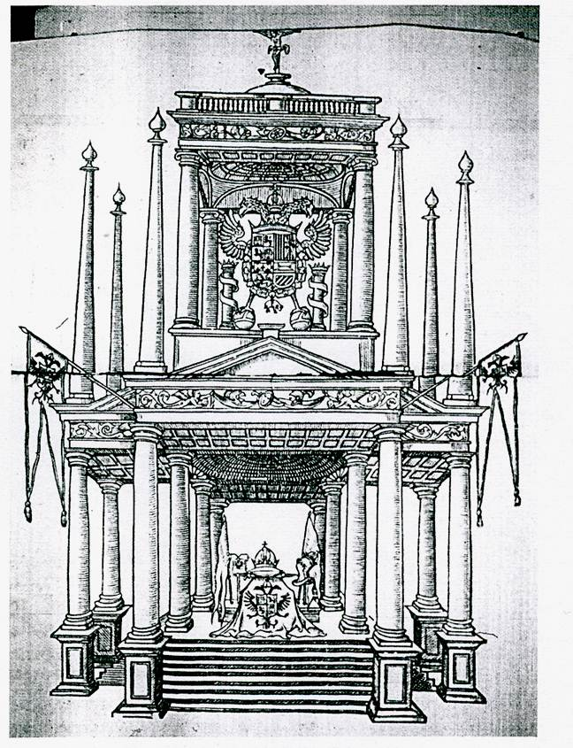 8. Exequias de Carlos V en México