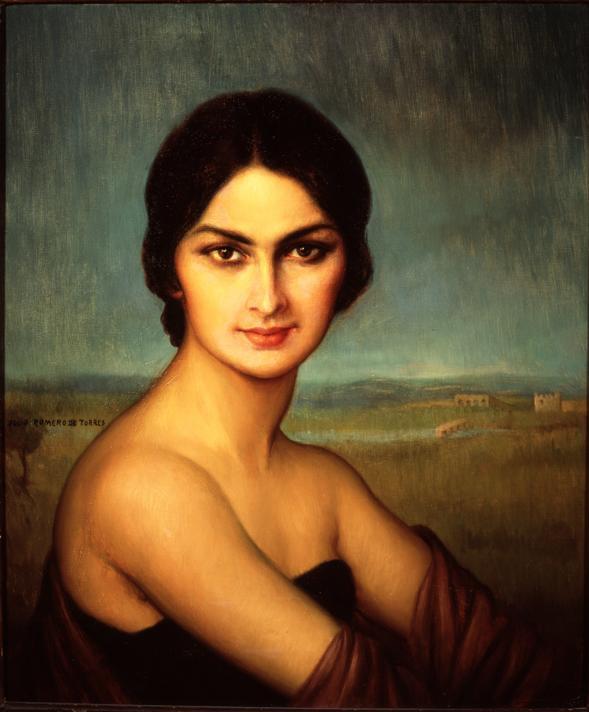 1. RETRATO DE UNA DAMA (1925)