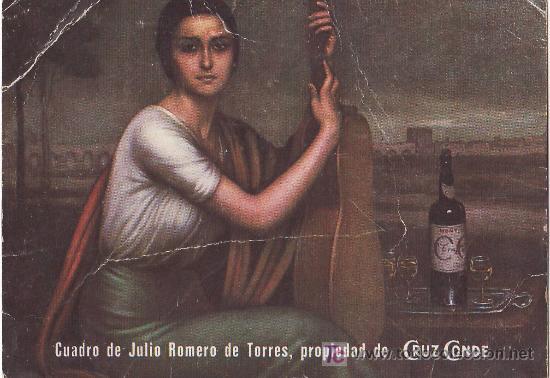 11. Cartel para la Casa Cruz Conde de Montilla