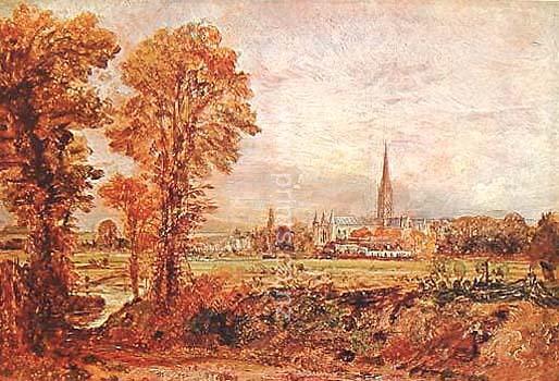 3. Catedral Salisbury (sepia)