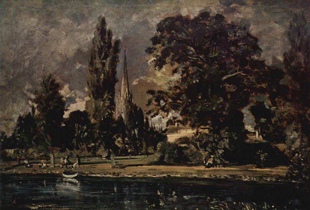 4. Catedral Salisbury (noche)