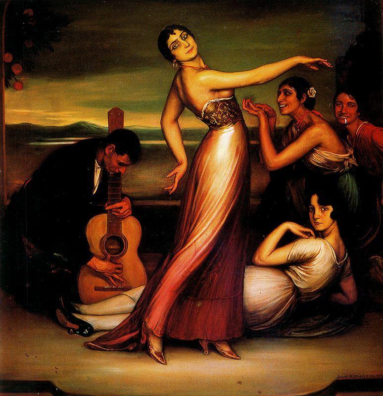 6. Las alegrías (1917).