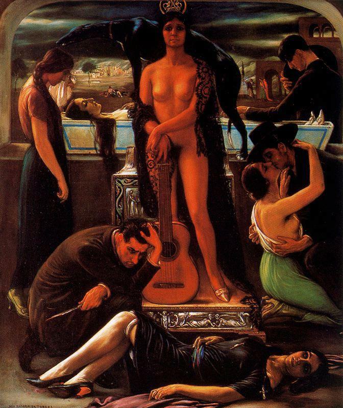7. CANTE HONDO (1929)