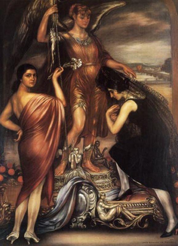 8. ARCÁNGEL SAN RAFAFEL (1925)