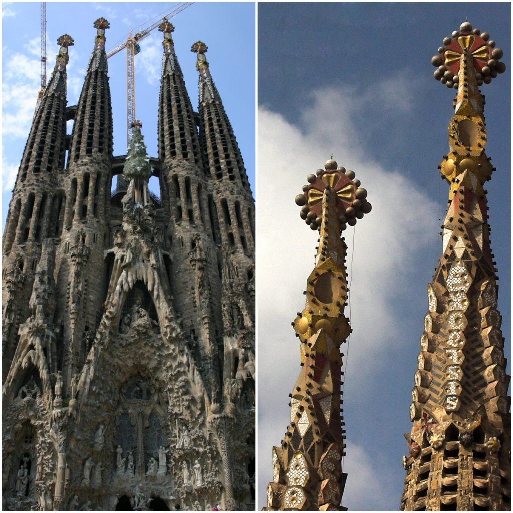 9. Sagrada Familia