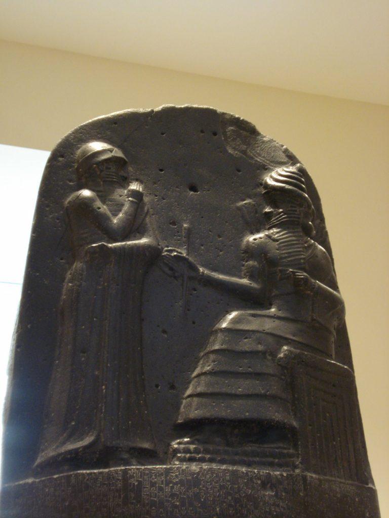 Código de Hammurabi, Paleobabilónico