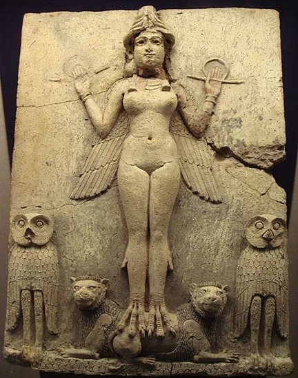 Diosa Lilith, Paleobabilónico