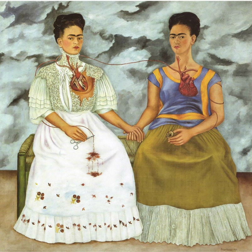 21. Las dos Fridas
