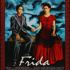 """Poster for the movie """"Frida"""""""