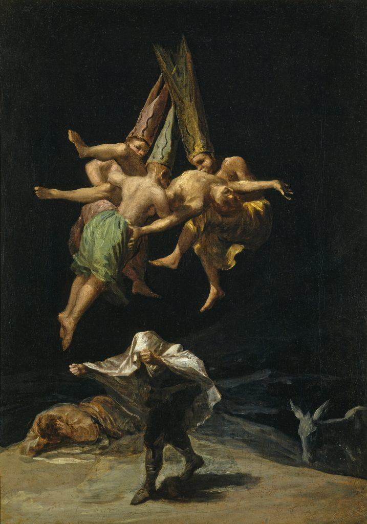 5 Brujas