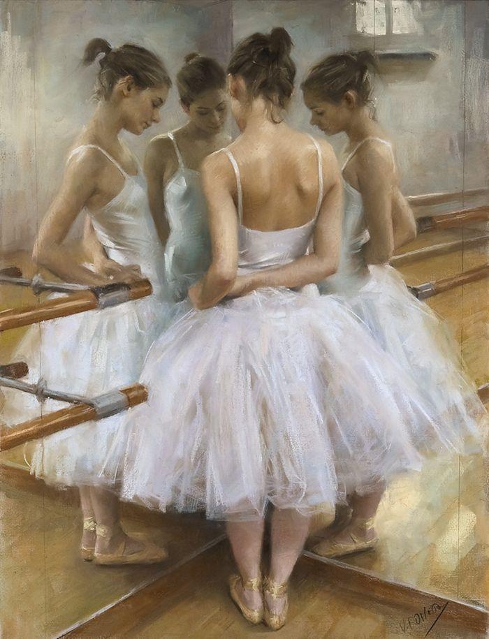 1. Vicente Romero, Ballet