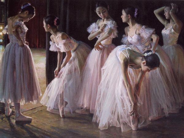 12. Guan Ze Ju, Ballet
